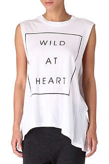 WILDFOX Wild At Heart vest