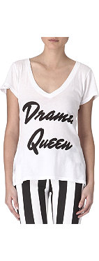 WILDFOX Drama Queen t-shirt
