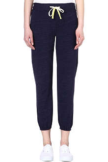 SUNDRY Cropped jogging bottoms