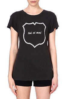 WILDFOX You and I t-shirt