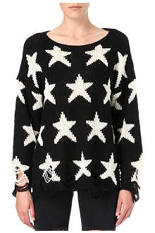 WILDFOX Seeing Stars jumper