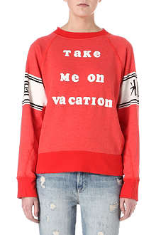 WILDFOX Vacation sweatshirt