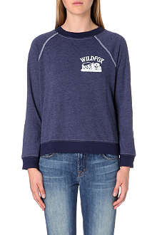 WILDFOX Carriage Ride jersey top