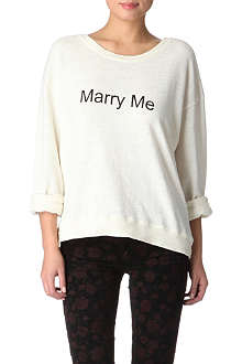 WILDFOX Marry Me top