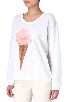 WILDFOX Ice cream top