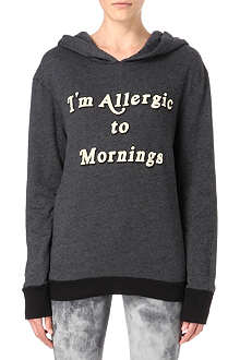 WILDFOX Morning allergy hooded top