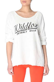 WILDFOX Beverley Hills sweater
