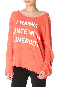 WILDFOX Wanna Dance sweater