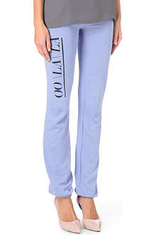 WILDFOX Oo La La jogging bottoms