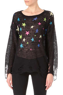 WILDFOX Lennon night time jumper