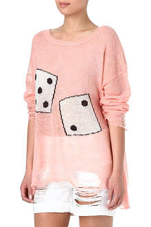 WILDFOX Domino jumper