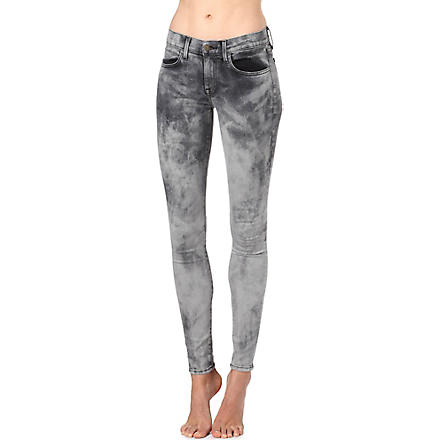 WILDFOX Cosmic Marianne mid-rise skinny jeans (Cosmic