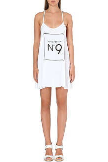 WILDFOX Ibize Love Potion jersey dress