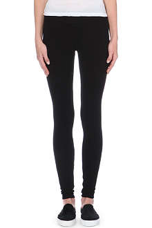 SUNDRY Yoga stretch-jersey leggings