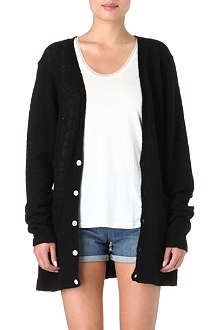 WILDFOX Apache eagle cardigan