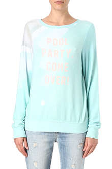 WILDFOX Pool Party jumper