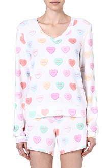 WILDFOX Sweetheart sweatshirt