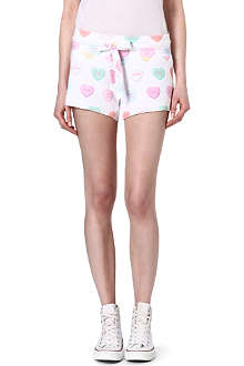WILDFOX Sweetheart shorts