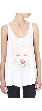WILDFOX Marilyn vest