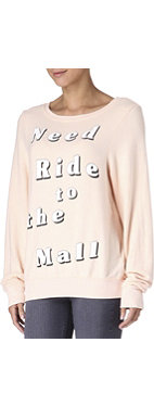 WILDFOX The Mall top