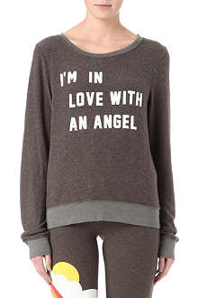 WILDFOX In Love With An Angel sweatshirt