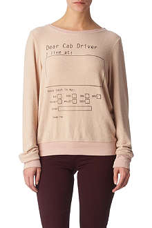 WILDFOX Take Me Home sweater