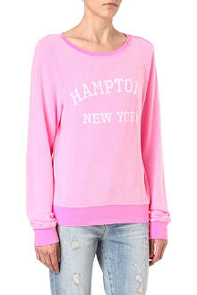 WILDFOX Hamptons New York sweater