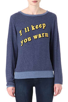 WILDFOX I'll Keep You Warm sweatshirt