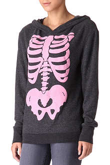 WILDFOX Skeleton hoody