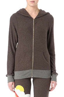WILDFOX Perfect day jersey zipped hoody