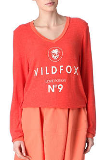 WILDFOX Love Potion jumper