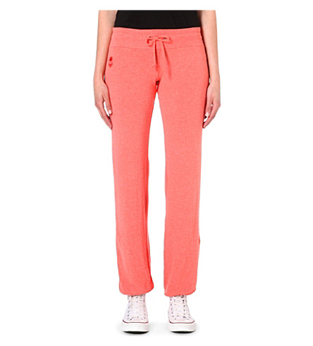 WILDFOX Malibu slim-fit jogging bottoms (Sunbathe