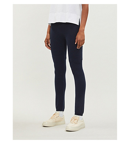 WILDFOX malibu skinny jogging bottoms (Oxford