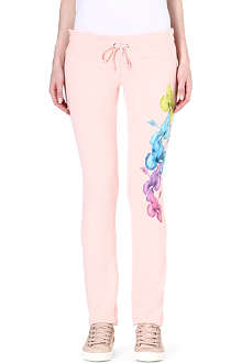 WILDFOX Malibu rainbow jogging bottoms