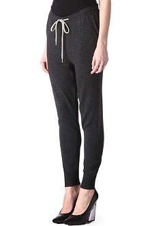 MARKUS LUPFER Knitted jogging bottoms