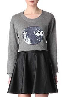 MARKUS LUPFER Sequinned jumper