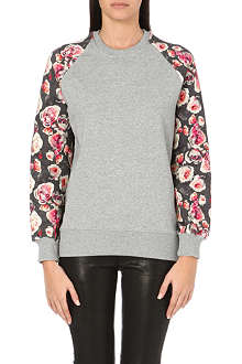 MARKUS LUPFER English Rose sweatshirt
