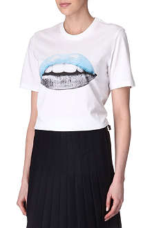 MARKUS LUPFER Ice lips t-shirt