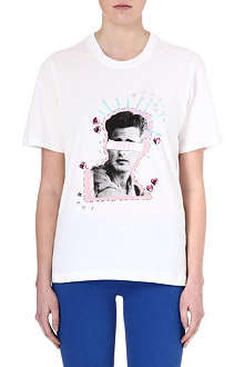 MARKUS LUPFER Dream Guy sequin t-shirt