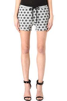 MARKUS LUPFER Smacker lip shorts