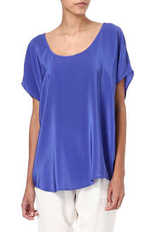 JOIE Joann F silk top