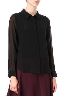 JOIE Mercina silk shirt