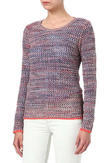 JOIE Carlee knitted jumper