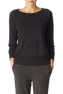 JAMES PERSE Raglan-sleeved top