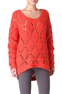 AMERICAN VINTAGE Open-knit jumper