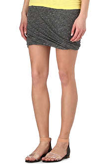 AMERICAN VINTAGE Hot jersey mini skirt