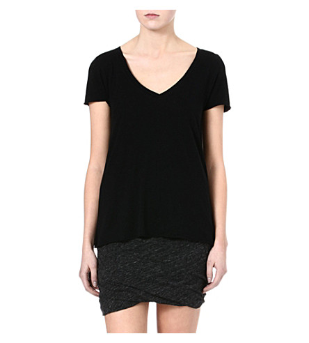 AMERICAN VINTAGE Jacksonville t-shirt (Black
