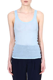 AMERICAN VINTAGE Cotton vest top