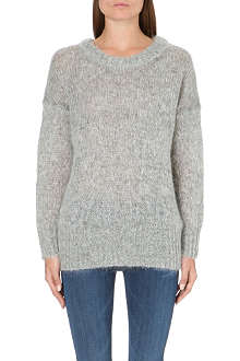 AMERICAN VINTAGE Long-sleeved knitted jumper