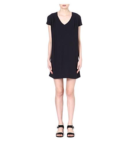 AMERICAN VINTAGE V-neck sleeveless dress (Carbon